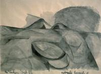 <em>Whale Beach II</em>, 1954