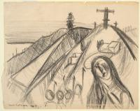 <em>Marge as the Virgin Mary in the Maitai Valley</em>, 1947