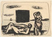<em>[Bathers]</em>, 1942