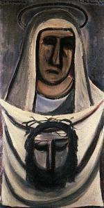 <em>Saint Veronica</em>, 1949