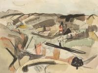 <em>Upper Moutere, Nelson</em>, 1942