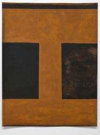 <em>The days and nights in the wilderness: a constant flow of light falls on the land</em>, 1971