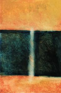 <em>Light falling through a dark landscape</em>, 1972