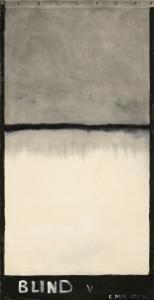 <em>Blind V</em>, 1974