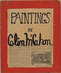 <em>Paintings by Colin McCahon</em>, 1947