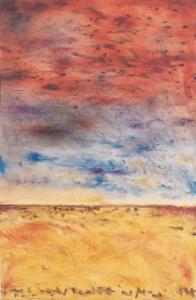 <em>A poem of Kaipara Flat no. 16 </em>, 1971