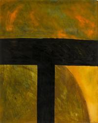 <em>Cross I</em>, 1971