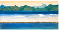 <em>Cover design for the Shell Guide to New Zealand&nbsp;</em>, 1968