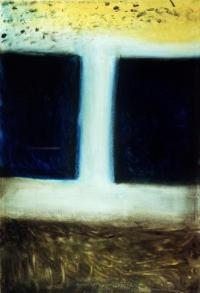 <em>Light passing through a dark landscape</em>, 1972