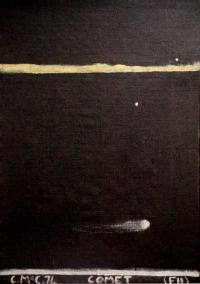 <em>Comet (F11)</em>, 1974