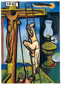 <em>Crucifixion (For Rodney Kennedy)</em>, 1947