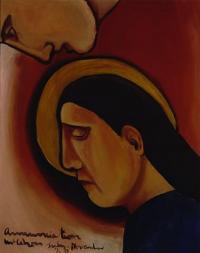 <em>Annunciation</em>, 1949