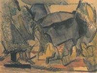 <em>Landscape Pangatotara</em>, 1943