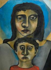 <em>Madonna and Child</em>, 1956