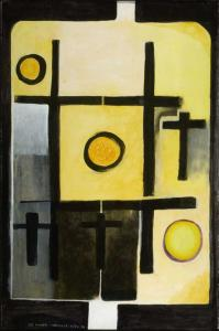 <em>Noughts and crosses, series 2, no. 7</em>, 1976