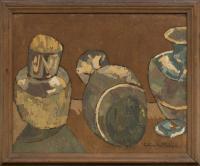 <em>Art school still life</em>, 1936