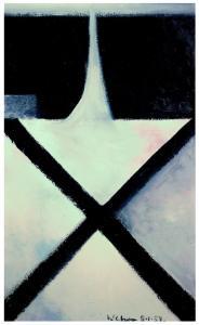 <em>Cross</em>, 1959