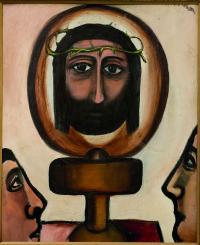 <em>Christ as a Lamp</em>, 1947