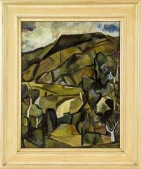 <em>Pangatotara landscape no. 2</em>, 1943