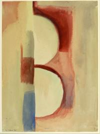 <em>Three</em>, 1958