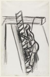 <em>Figure and Cross</em>, 1947