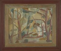 <em>Landscape Mahau</em>, 1940