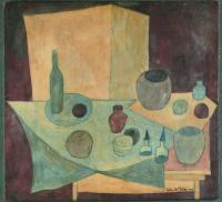 <em>Still life [for the play Professor Mamlock]</em>, 1939