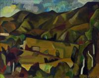 <em>Pangatotara landscape no. 1</em>, 1943