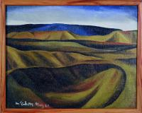 <em>The sink-hole landscape</em>, 1948