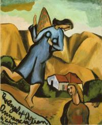 <em>The Angel of the Annunciation</em>, 1947