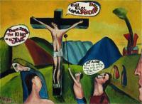 <em>Crucifixion according to St Mark</em>, 1947