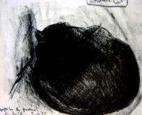 <em>Coiled Cat</em>, 1957