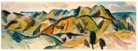 <em>Nelson Landscape from Queen's Drive</em>, 1947