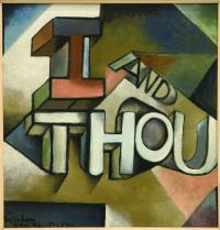 <em>I and Thou</em>, 1954