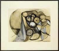 <em>Homage to Ingres</em>, 1954