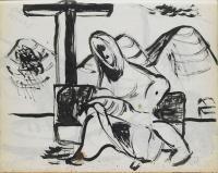 <em>[Pieta]</em>, 1946