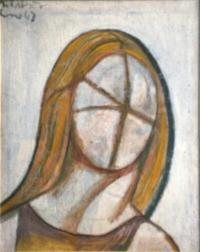 <em>Anne, abstract</em>, 1947
