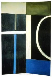 <em>[Folding screen]</em>, 1965