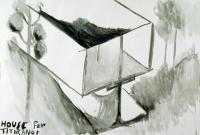 <em>House for Titirangi</em>, 1955