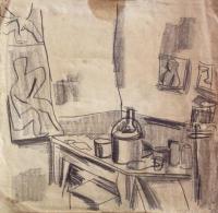<em>[Interior]</em>, 1940