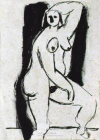 <em>[Bather]</em>, 1941