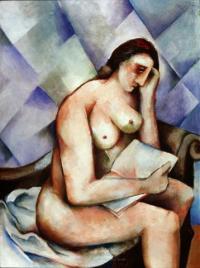 <em>Nude</em>, 1955