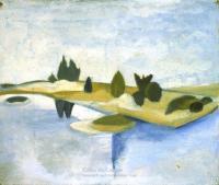 <em>[Rabbit Island]</em>, 1941