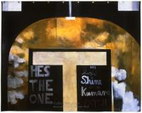 <em>May His light shine (Tau Cross)</em>, 1978