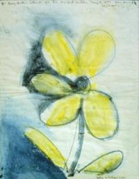 <em>Flower</em>, 1971