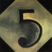 <em>Five (Russell Finnemore &amp; Colin McCahon)</em>, 1965