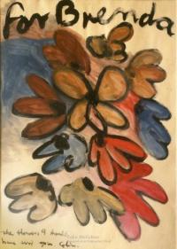 <em>Flowers</em>, 1967
