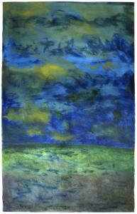 <em>Kaipara Flat - written no. 7</em>, 1971