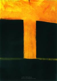 <em>Cross II</em>, 1971
