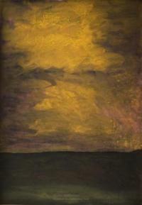 <em>Clouds, wind, rain, Kaipara</em>, 1971